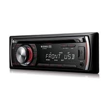 LCS500UR - Auto radio CD/MP3