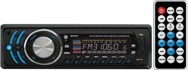 AUTO RADIO Xplore XP-5821 - radio/USB/SD/daljinski + SD 4GB - Auto radio CD/MP3