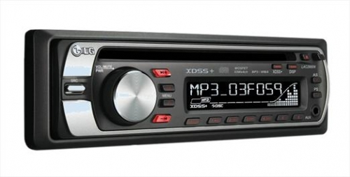 LAC2900RN - Auto radio CD/MP3