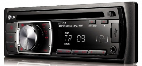 LCS310UR - Auto radio CD/MP3
