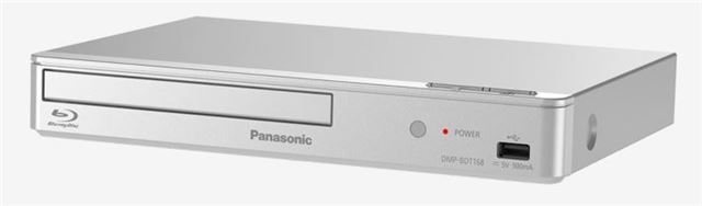 PANASONIC players 3D Blu-ray DMP-BDT168EG - Blu-ray/DVD Player