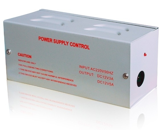 BPS-01 Power Supply - Kontrola pristupa