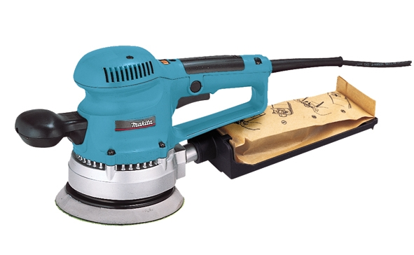 Ekscentrična brusilica BO6030 MAKITA - Ekscentar brusilice