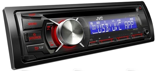 AUTO RADIO JVC KD-R443EY - radio/CD,MP3/USB - Auto radio CD/MP3